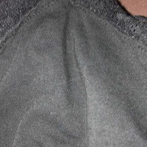 aerie Intimates & Sleepwear - Aerie bralette black XL Cross back